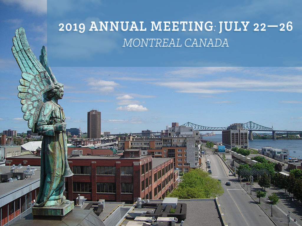 2019 SMB Annual Meeting